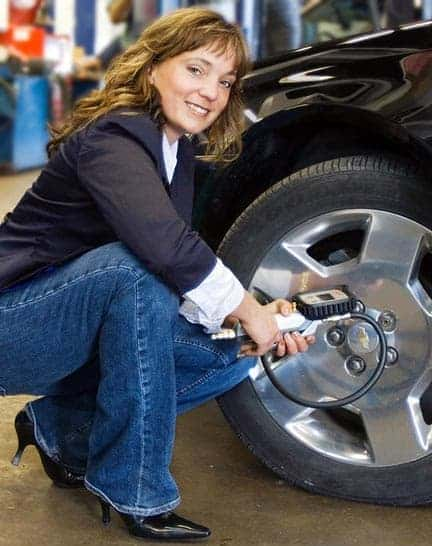 NASCAR racer turned auto educator Kelly Williams warns that winter tires are essential this time of year.[Submitted]